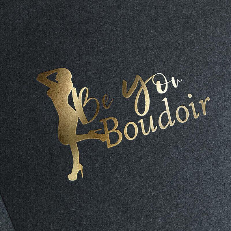 Logo Design For Be You Boudoir